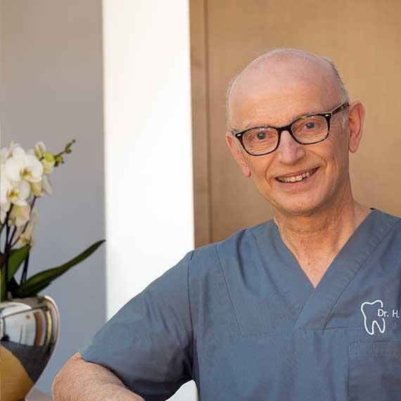 Dr. med. dent. Hermann Angel